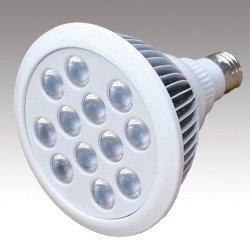 画像2: 食品用高演色LEDスポットライト180W相当形(精肉・鮮魚用)