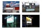 他の写真1: 屋外用LEDスポットライト16W 160W形 昼光色(白色)(屋内外兼用ライト)