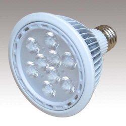 画像1: 【New】LEDスポットライト10W 口金E26 電球色 120W相当
