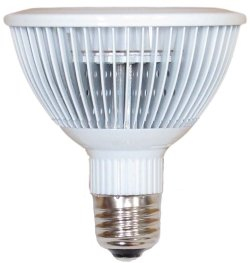 画像2: 【2年保証】LEDスポットライト10W 口金E26 3000K電球色 120W相当