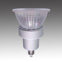 画像1: 【2年保証】LEDスポットライト5W(ダイクロハロゲンType) 昼光色(白色) 口金E11 ビーム角30°